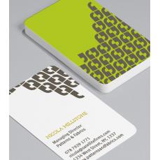 Смели Визитки с обли ъгли 100 броя вариант (20068)