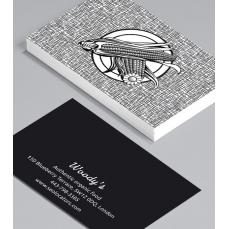 Бизнес Визитки 500 броя вариант (10003)