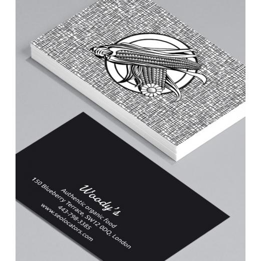 Бизнес Визитки 500 броя вариант (10003) Всички визитки