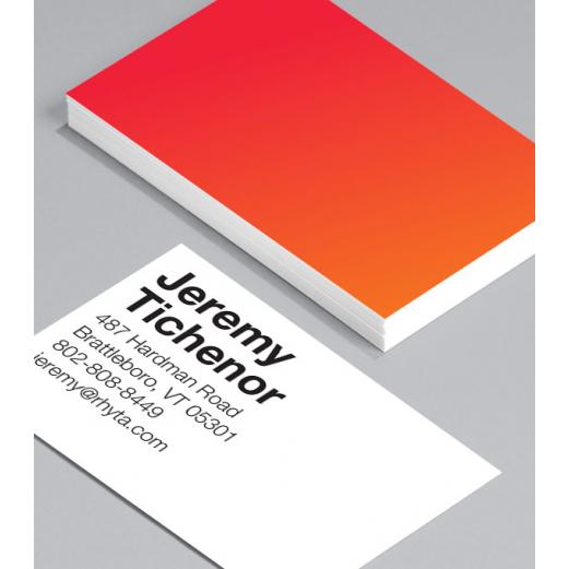 Бизнес Визитки 500 броя вариант (10006) Всички визитки