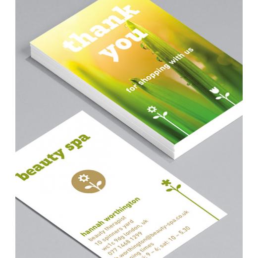 Бизнес Визитки 500 броя вариант (10007) Всички визитки