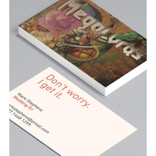 Бизнес Визитки 500 броя вариант (10008) Всички визитки