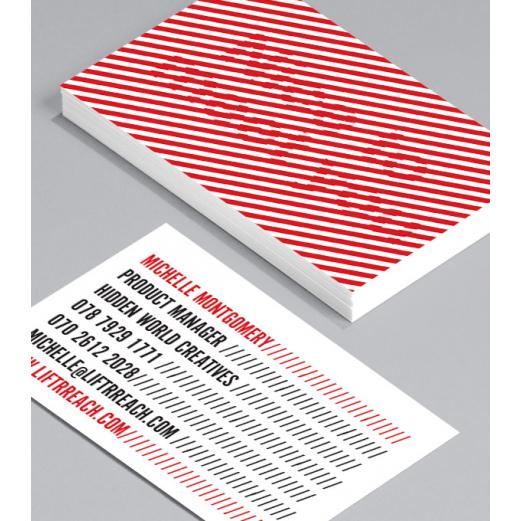 Бизнес Визитки 500 броя вариант (10010) Всички визитки