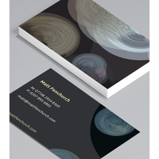Бизнес Визитки 500 броя вариант (10060) Всички визитки