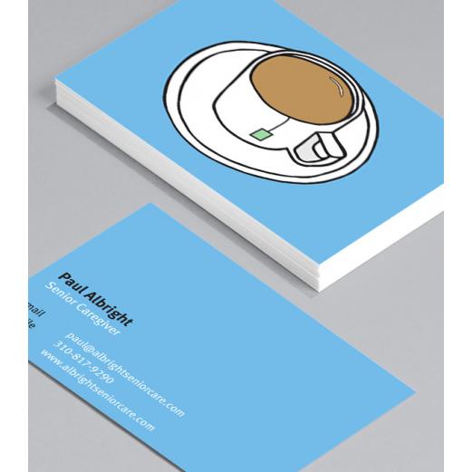 Бизнес Визитки 500 броя вариант (10140) Всички визитки