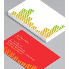 Бизнес Визитки 500 броя вариант (10388)